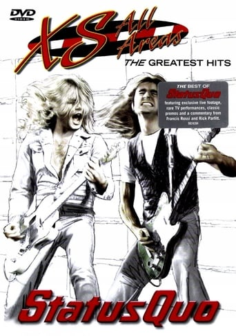 Poster of Status Quo: XS All Areas - The Greatest Hits