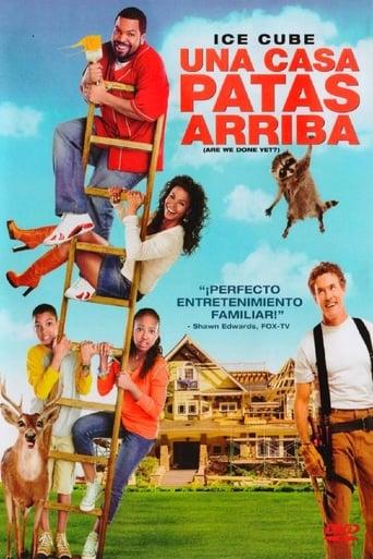 Poster of Una casa patas arriba