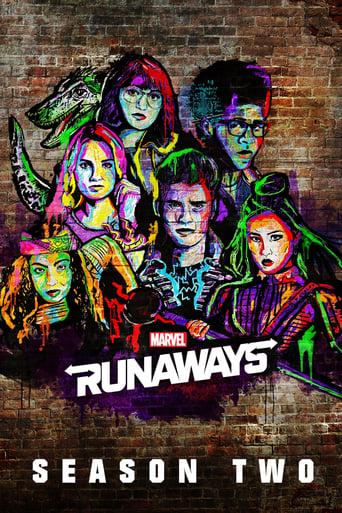 Fugitivos da Marvel 2ª Temporada - Poster
