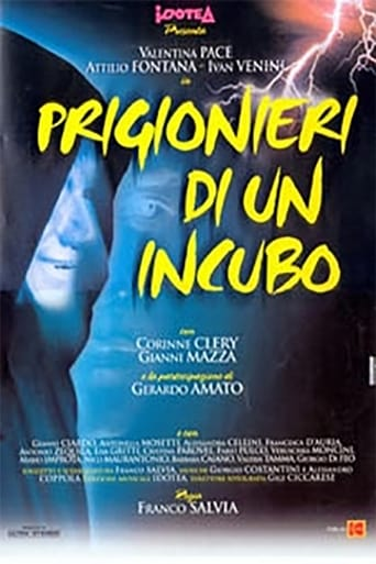 Poster of Prisoners of a Nightmare
