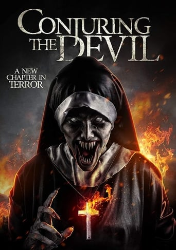 Demon Nun Poster