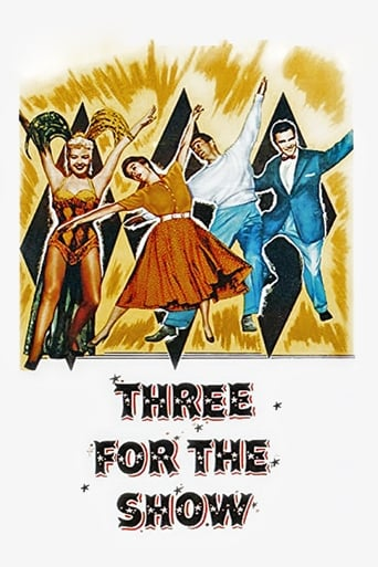 Poster of Three for the Show