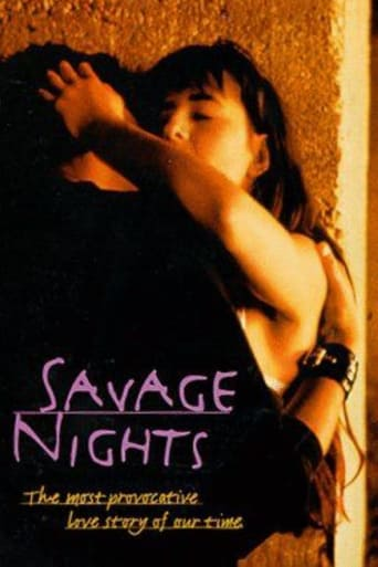 Poster of Savage Nights