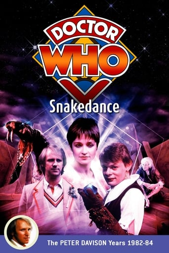 Poster of Doctor Who: Snakedance