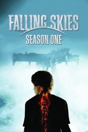 Falling Skies 1ª Temporada - Poster