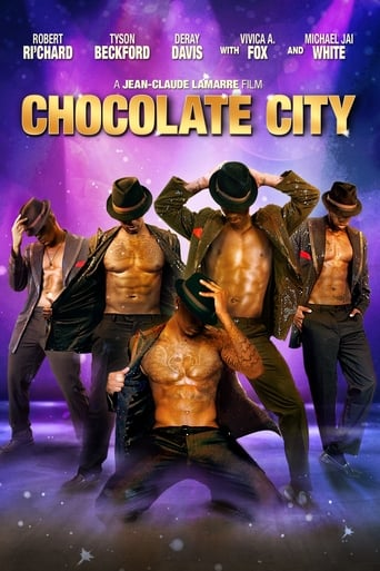 Poster of Chocolate City
