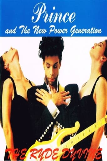Poster of Prince: The Ryde Dyvine