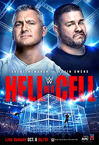 Poster of WWE Hell in a Cell 2017