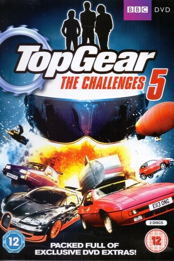Watch Top Gear: The Challenges 5 Online Free Putlocker