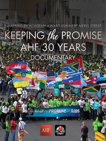 Poster of Keeping the Promise: AHF 30 Years Documentary