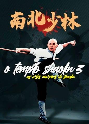 O templo de Shaolin 3