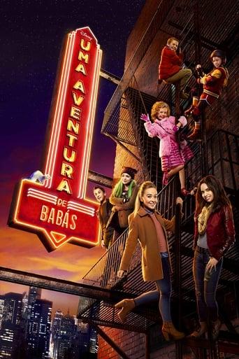 Poster of Uma Aventura de Babás