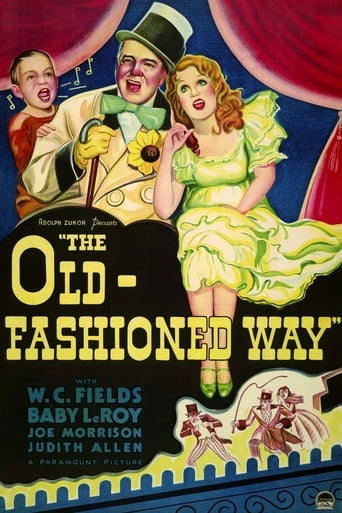 Watch The Old Fashioned Way full movie downlaod openload movies
