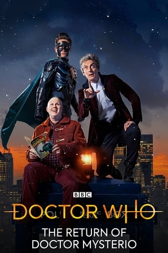 Poster of Doctor Who: The Return of Doctor Mysterio