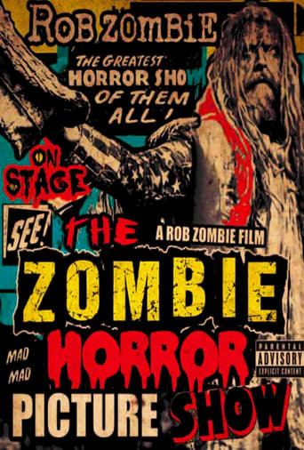 Poster of Rob Zombie: The Zombie Horror Picture Show
