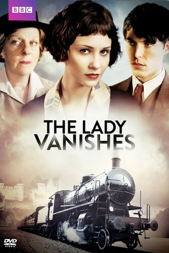 Poster of The Lady Vanishes