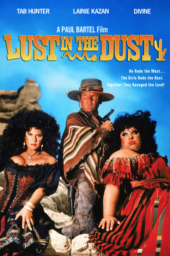Poster of Lust in the Dust