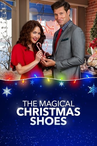 Poster of The Magical Christmas Shoes