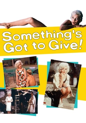 Poster of Something's Got to Give