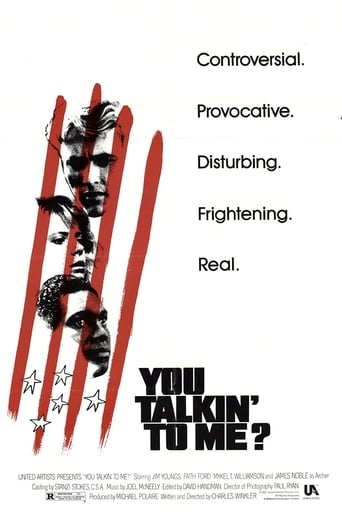 Poster of You Talkin' To Me?