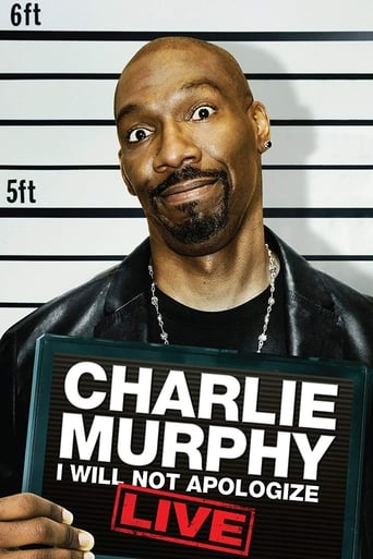 Poster of Charlie Murphy: I Will Not Apologize