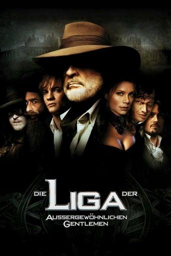 Die Liga der außergewöhnlichen Gentlemen - Fantasy / 2003 / ab 12 Jahre