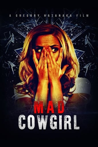 Poster of Mad Cowgirl