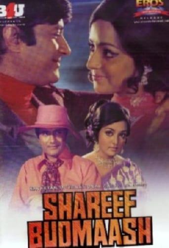 Poster of Shareef Budmaash