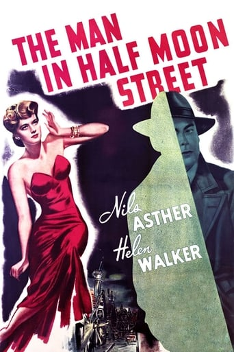 Poster of The Man in Half Moon Street