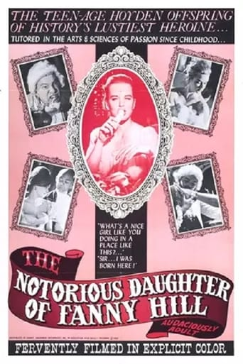 The Notorious Daughter of Fanny Hill