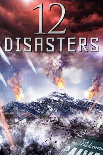 Poster of The 12 Disasters of Christmas