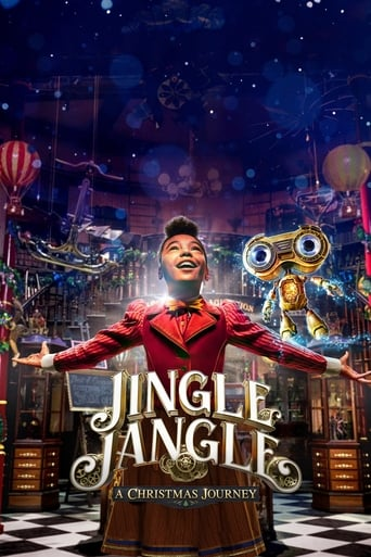 Poster of Jingle Jangle: A Christmas Journey