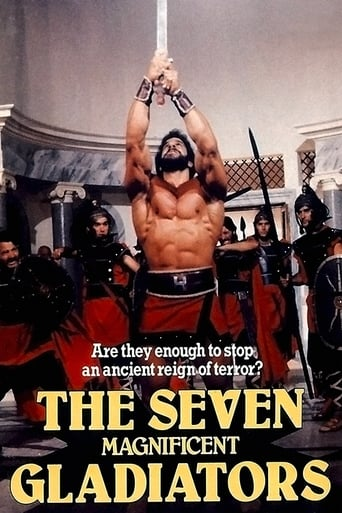 Poster of The Seven Magnificent Gladiators
