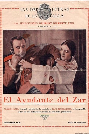 Poster of The Adjutant of the Czar
