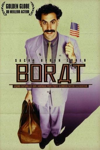 Poster of Borat : Leçons culturelles sur l'Amérique au profit de la glorieuse nation Kazakhstan