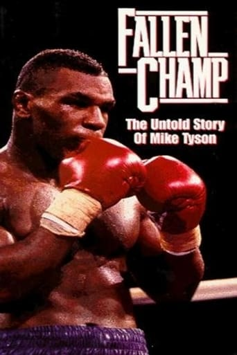 Poster of Fallen Champ: The Untold Story of Mike Tyson
