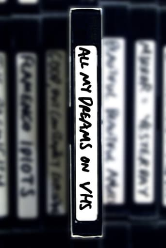 Poster of All My Dreams on VHS fragman