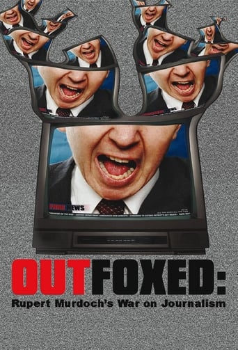 Poster of Outfoxed: Rupert Murdoch's War on Journalism