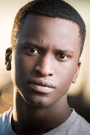 Alex Barima in Supernatural
