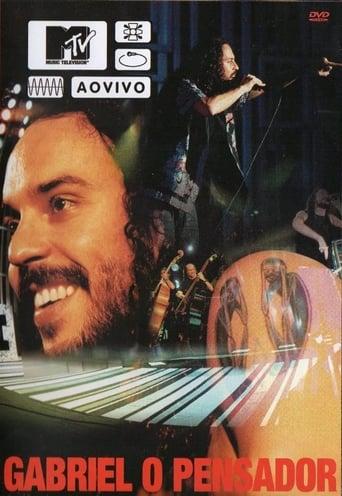Gabriel O Pensador – MTV Ao Vivo