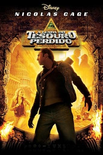 Imagem A Lenda do Tesouro Perdido (2004)