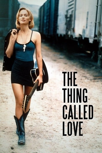 The Thing Called Love poster