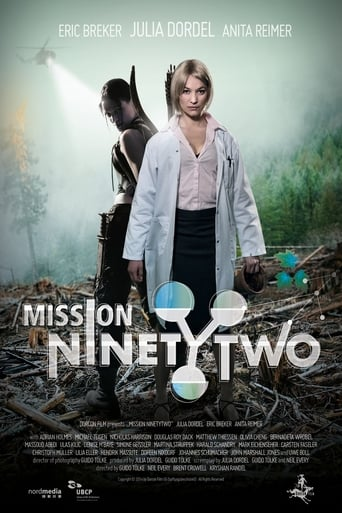 Poster of Mission NinetyTwo: Part I - Dragonfly