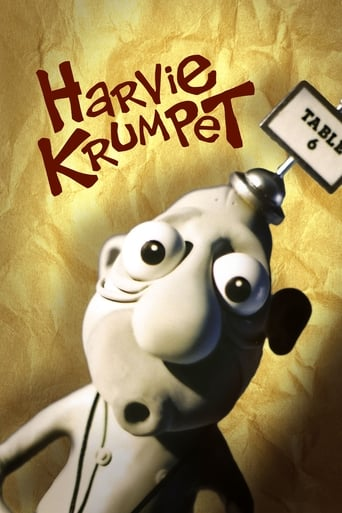 harvie krumpet The odd biography of a man who has tourette's syndrome, chronic bad luck, menial jobs, nudist tendencies, and a book of.