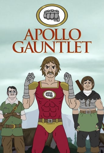 Poster of Apollo Gauntlet