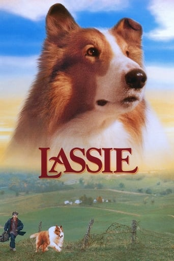 Poster of Lassie