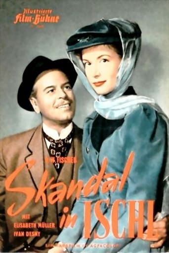 Poster of Scandal in Bad Ischl