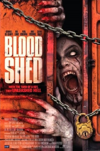 Blood Shed (2013) - poster