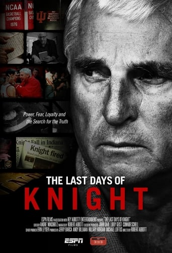 Watch The Last Days of Knight 2018 full online free