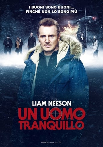 Poster of Un uomo tranquillo